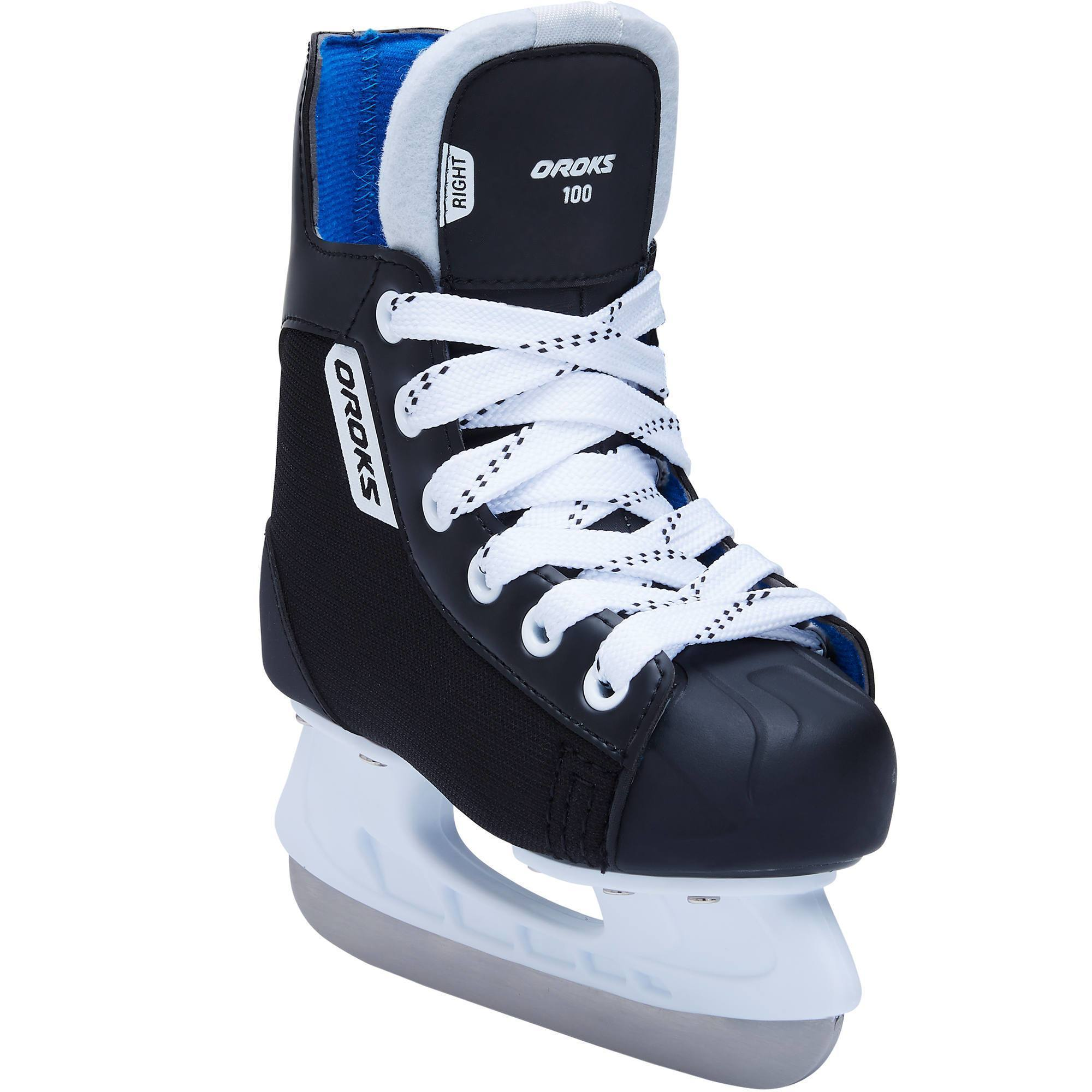 PATIN DE HOCKEY IHS100 JR