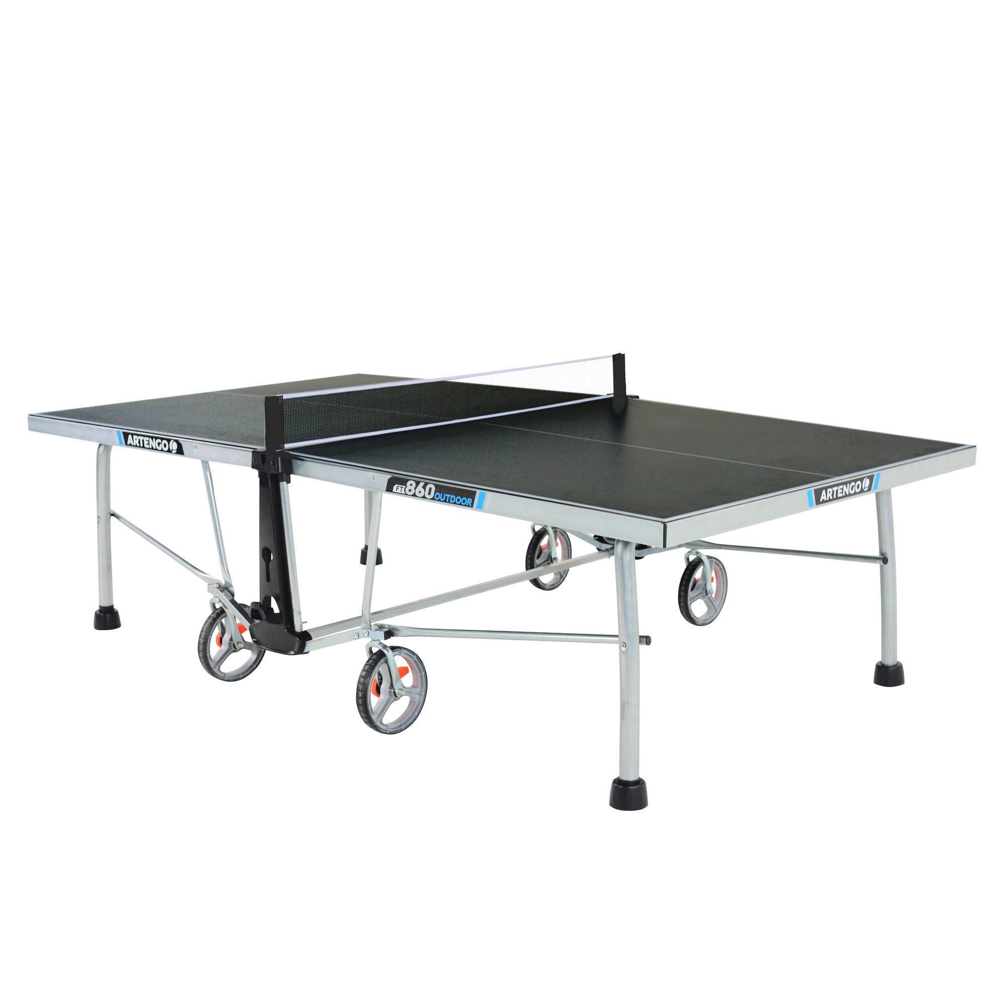 TABLE DE PING PONG  ARTENGO FT 860 Outddor