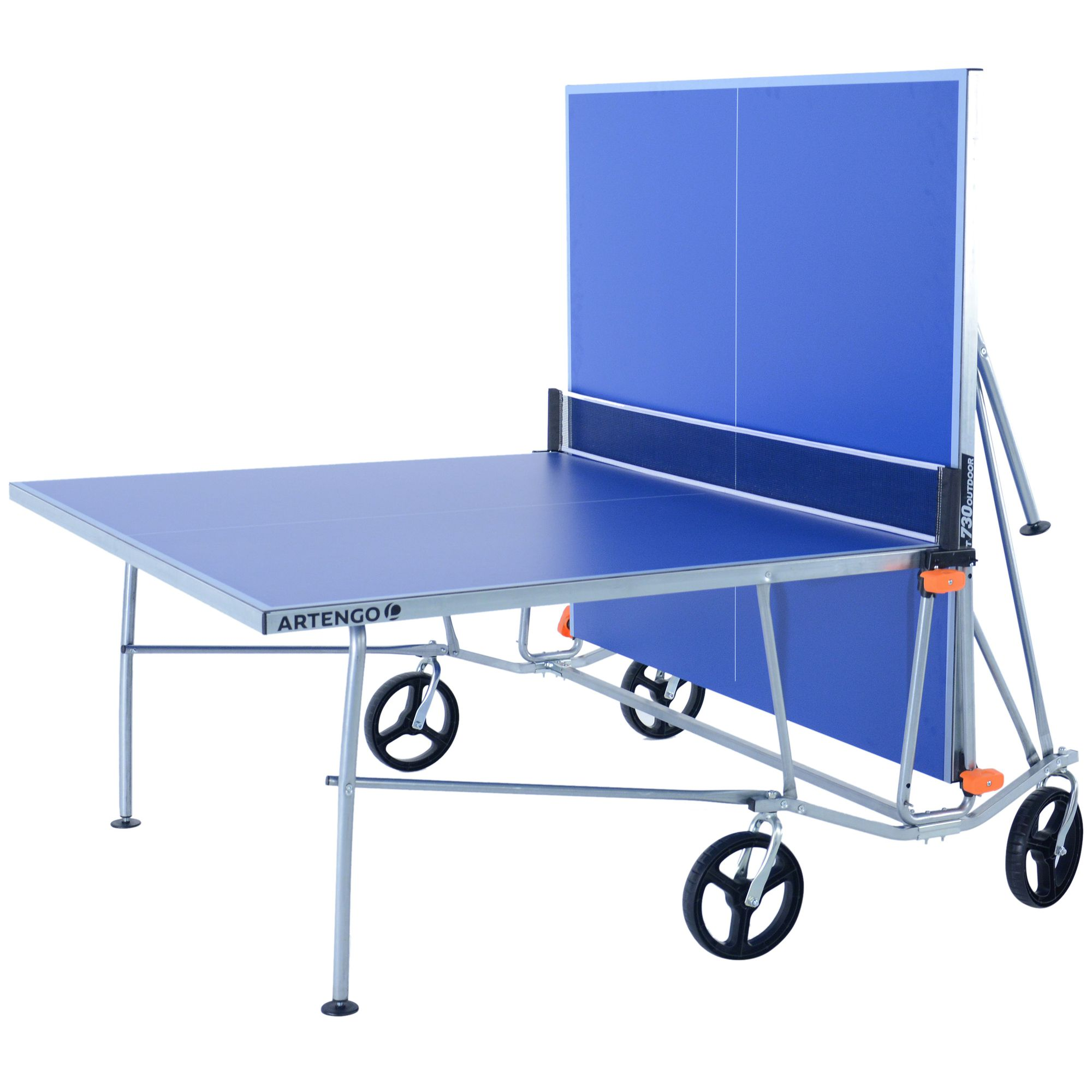 Table de free ping pong ft 730 ppt 500 outdoor clubs - Table ping pong decathlon outdoor 500 ...