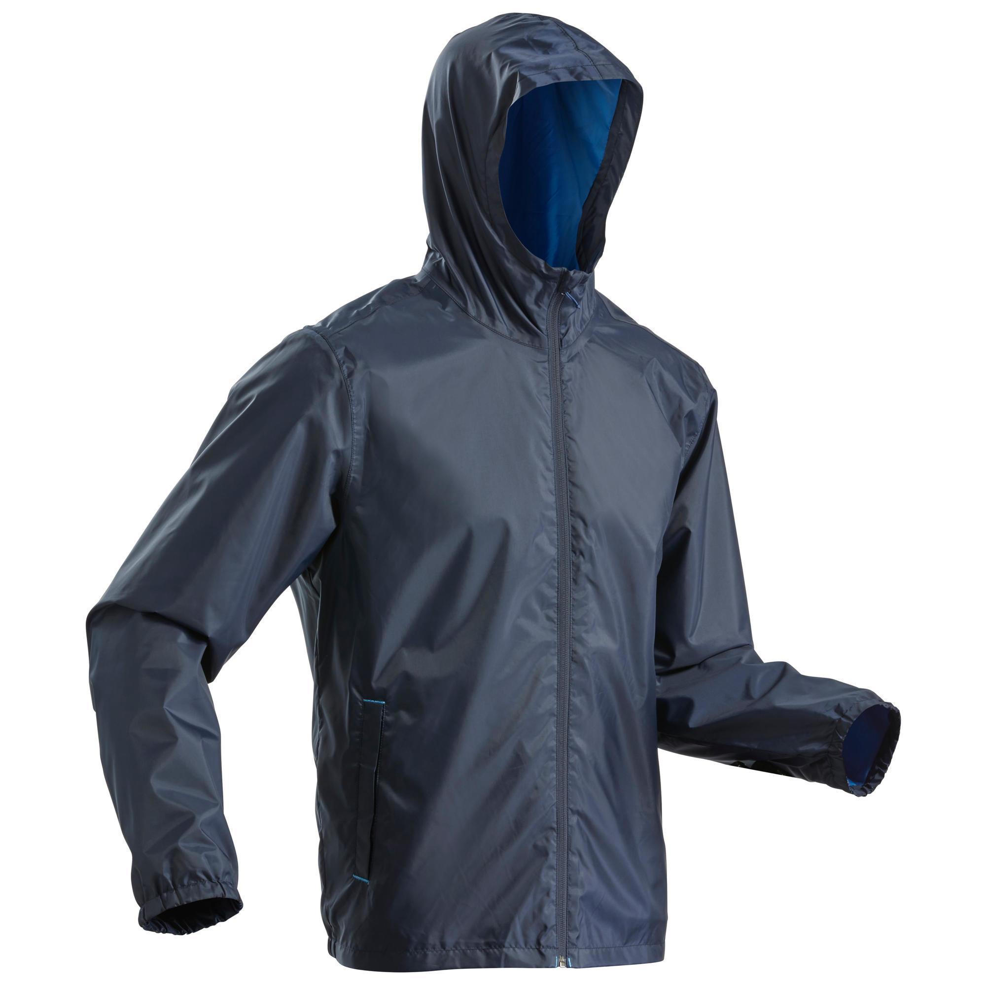 e312ff6d641 Veste de randonnée neige homme SH100 warm bleue marine. - Clubs ...