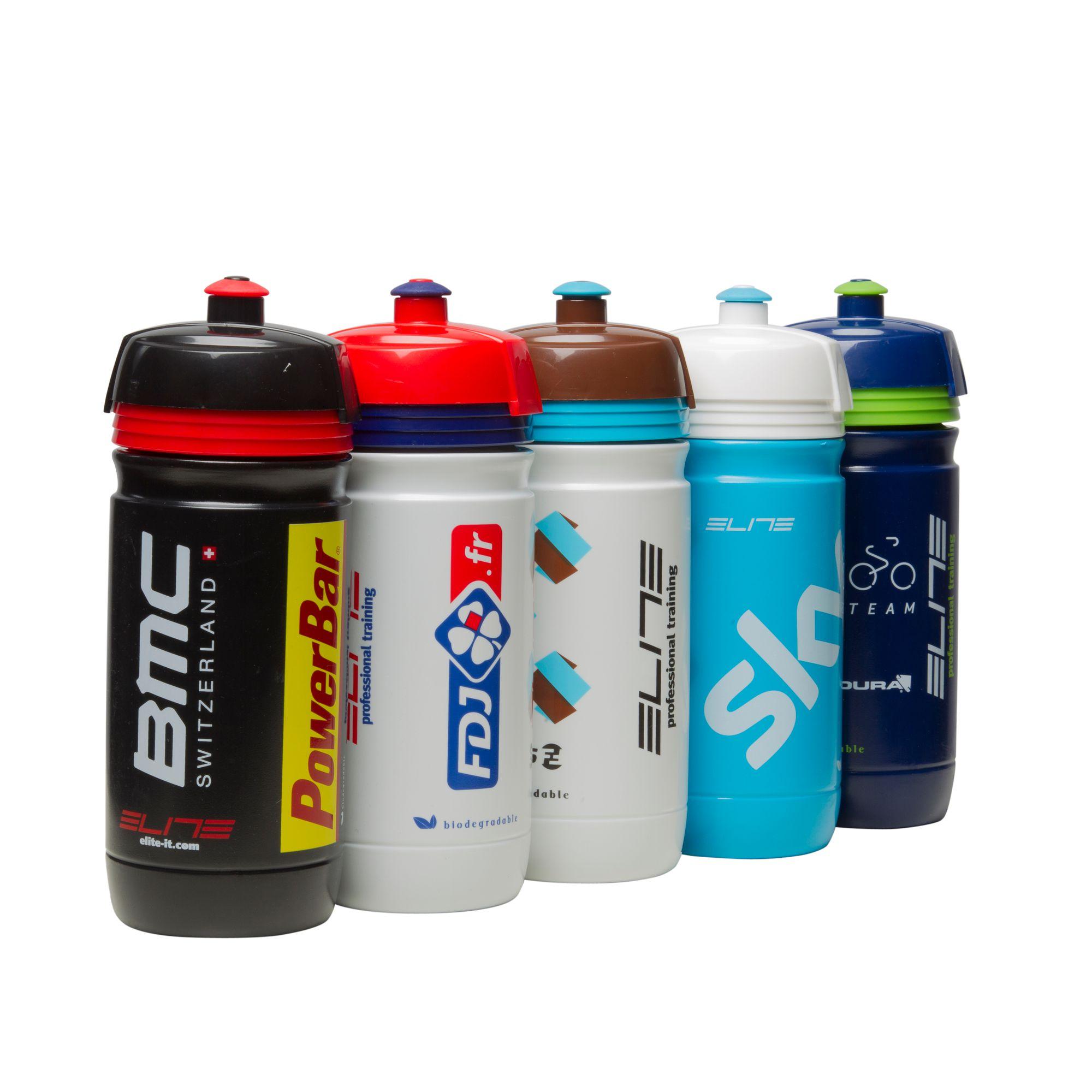 Bidon cycle 550ml équipes pro