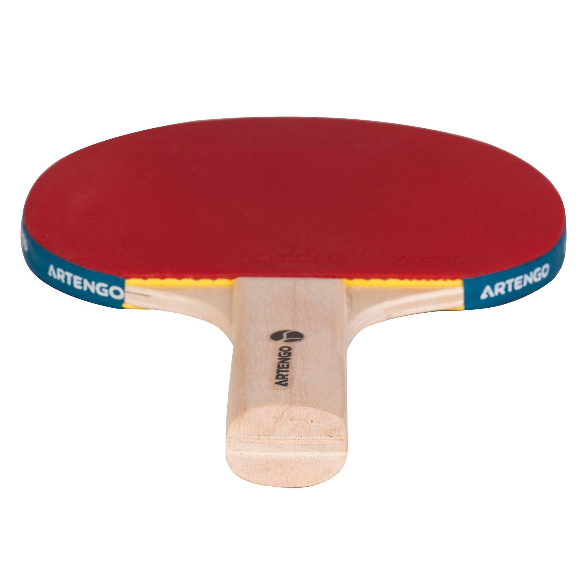 Raquette de tennis de table artengo fr 700 clubs collectivit s decathlon pro - Raquette de tennis de table decathlon ...