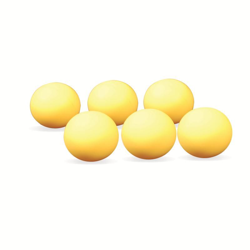 LOT DE 6 BALLES LACROSSE