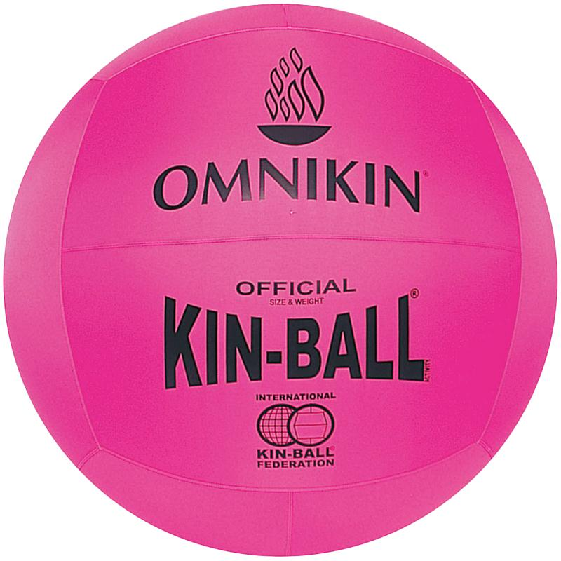 BALLON KINBALL OFFICIEL ROSE