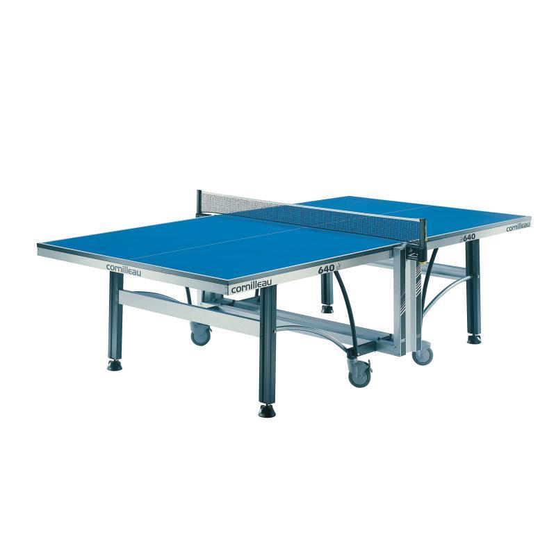 TABLE COMPÉTITION 640 ITTF MONTÉE USINE CORNILLEAU