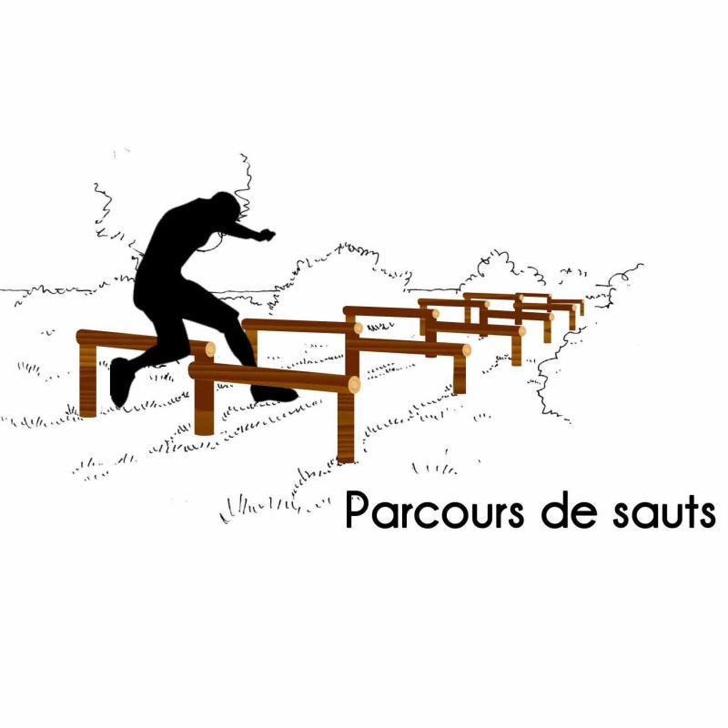PARCOURS DE SAUT MODULE PARCOURS SPORTIF