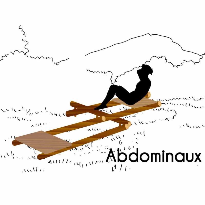 MODULE ABDOMINAUX PARCOURS SPORTIF