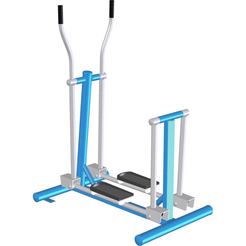 Ski de fond module de fitness ext rieur clubs for Exterieur gym