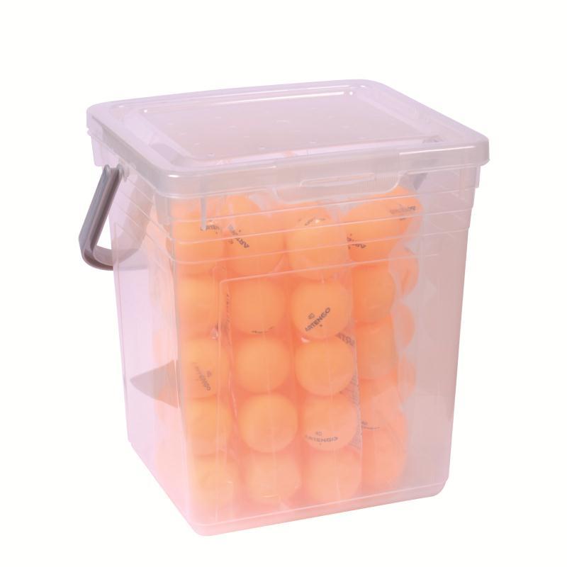 Baril de 96 balles artengo fb800 orange