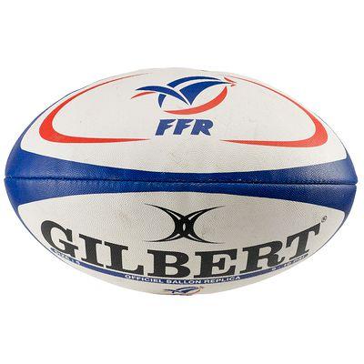 BALLON DE RUGBY EQUIPE DE FRANCE FFR GILBERT
