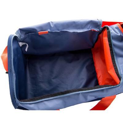Sac sports collectifs Kipocket 40 litres bleu gris