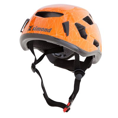 Casque CALCIT LIGHT II ORANGE