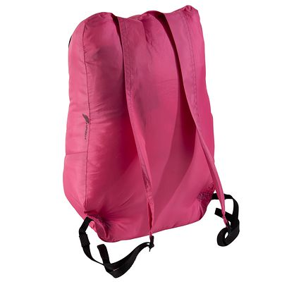 SAC À DOS PLIABLE NEWFEEL POCKET ROSE