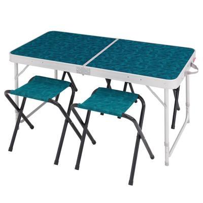 Table De Camping Pliante Decathlon