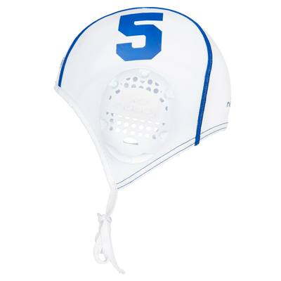 Lot 13 bonnets Water Polo adulte blanc