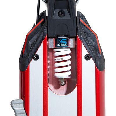 Trottinette électrique adulte KLICK5 EASYFOLD rouge