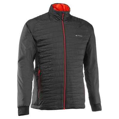 Doudoune trekking Top-light homme noir