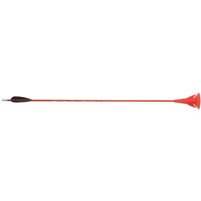FLECHE TIR A L'ARC EASY SOFT ROUGE