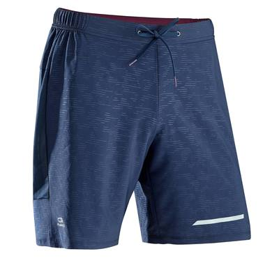 SHORT RUNNING HOMME RUN DRY + BLEU NAVY