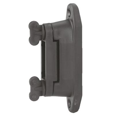 Isolateurs clôture équitation pour rubans jusqu'à 40 mm x6