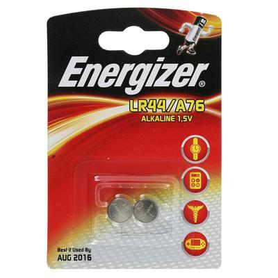 PILE ENERGIZER LR 44 / A76