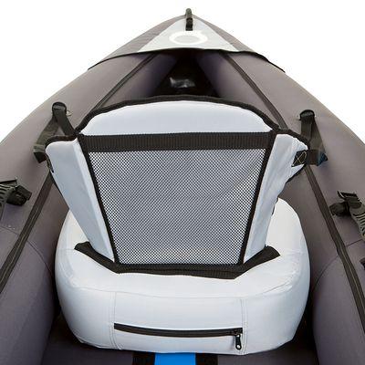 Kayak gonflable 1 ou 2 places ITIWIT 2 bleu