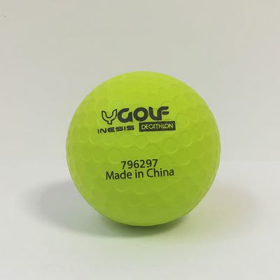 YGolf XS ball JAUNE FLUO