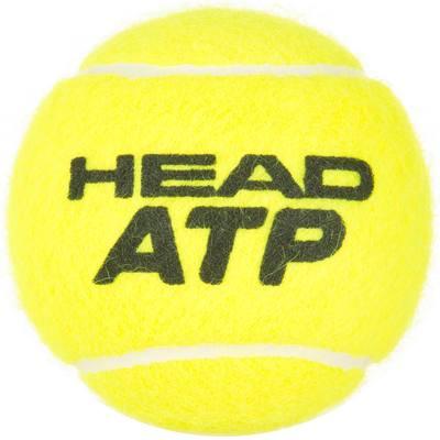 BALLES DE TENNIS OFFICIELLES ATP HEAD