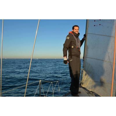 Blouson bateau 500 homme gris