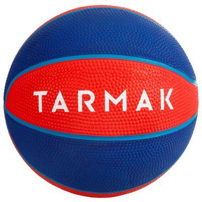 5c56ff9267dae Mini ballon de basketball enfant Mini B taille 1. Jusqu à 4 ans.