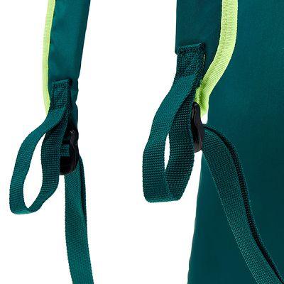 sac à dos de randonnée pour la journée Arpenaz 10L vert foncé/vert