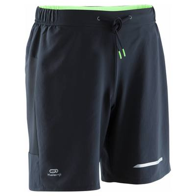 SHORT RUNNING HOMME RUN DRY + NOIR