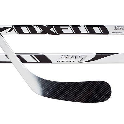 Crosse de hockey adulte  XLR 9 blanche