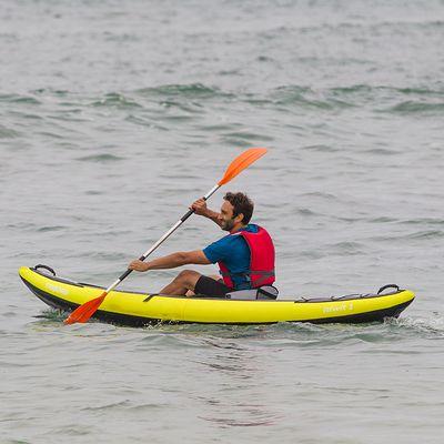 Pagaie de Kayak CK100 new fixe et symétrique
