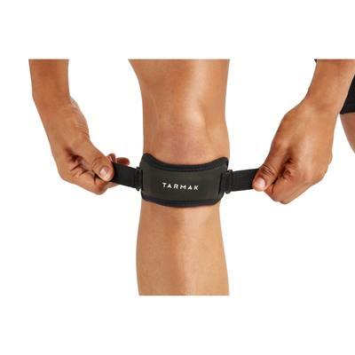 STRAP de maintien du genou gauche/droit pour homme/femme noir