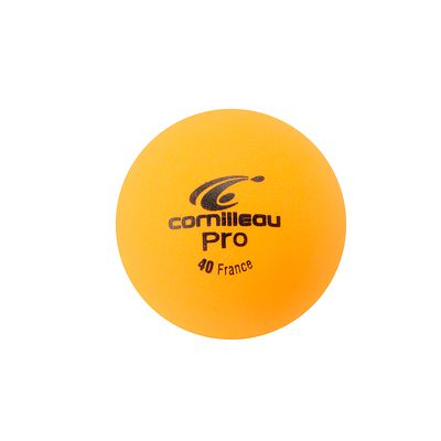 6 BALLES DE TENNIS DE TABLE PRO 1* CORNILLEAU