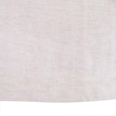 T-SHIRT MIXTE BLANC 100% COTON BIOLOGIQUE