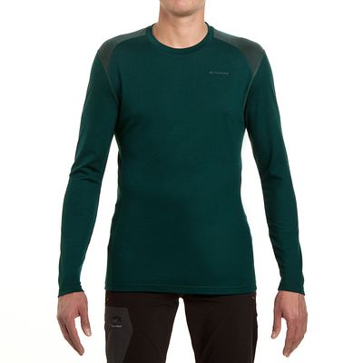 T Shirt TechWOOL 100 warm Vert
