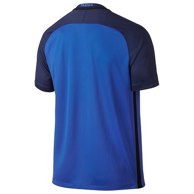 Maillot football adulte réplique FFF bleu