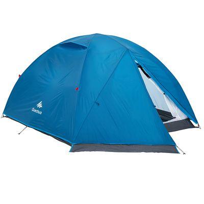 tente de camping arpenaz 3 3 personnes bleu clubs. Black Bedroom Furniture Sets. Home Design Ideas