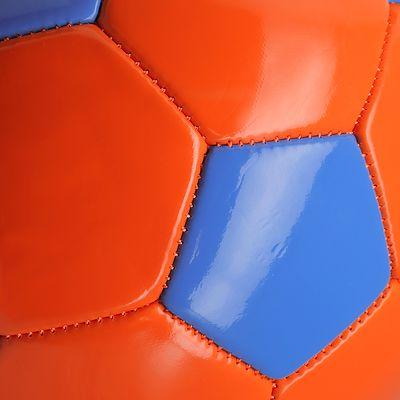 BALLON DE FOOTBALL FIRST KICK TAILLE 3 ORANGE