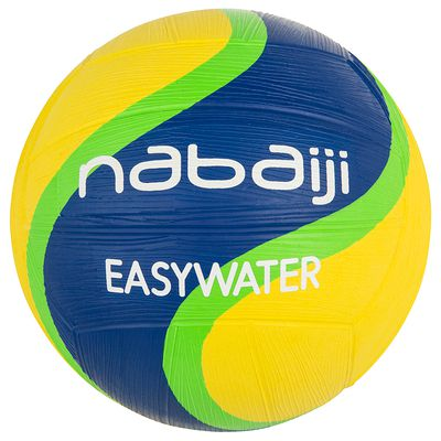 Ballon aquatique adhérent EASYWATER bleu jaune