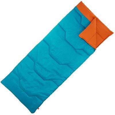 Sac de couchage de camping  / camp du randonneur ARPENAZ 15° bleu