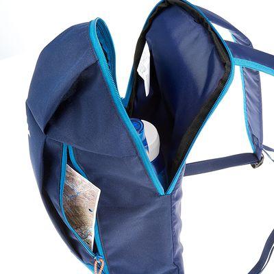 Sac à dos de randonnée arpenaz 10L bleu foncé
