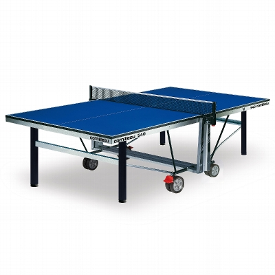 TABLE DE TENNIS DE TABLE COMPETITION 540 ITTF BLEUE CORNILLEAU