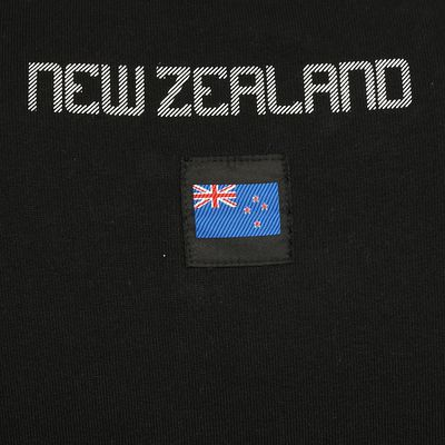 Polo de rugby supporter adulte  Nouvelle Zélande