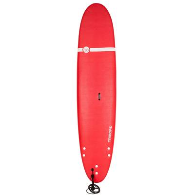 Planche de surf en mousse 100, 8'6
