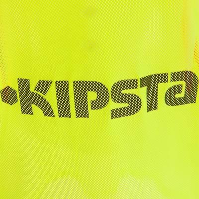 CHASUBLE DE SPORT KIPSTA JAUNE