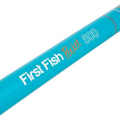 Panoplie découverte de la pêche FIRST FISH POCKET 500
