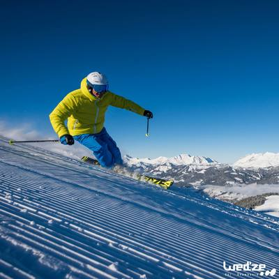 CASQUE DE SKI ET DE SNOWBOARD ADULTE H300 BLANC